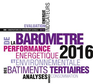 Publication : Baromètre 2016