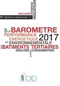 Baromètre 2017 de la performance énergétique et environnementale des bâtiments tertiaires