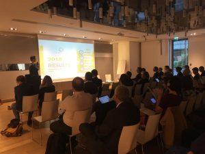 Résilience climatique : où en sont les acteurs immobiliers ? – Retour sur la conférence de présentation des résultats 2018 du GRESB, organisée le 17 octobre