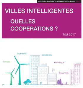 Publication: Quelles coopérations pour les villes intelligentes?