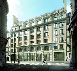 Immeuble 55 Amsterdam