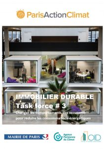 Task force – Mobilisation des occupants